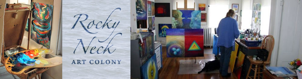 The Rocky Neck Art Colony